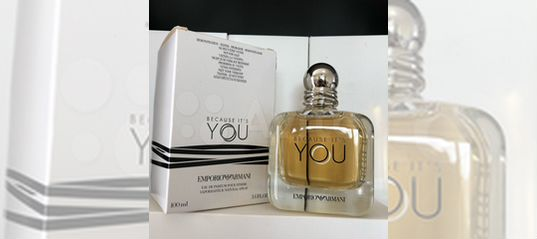 тестер Emporio Armani Because Its Youоригинал купить в