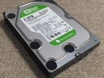 Жесткий диск 1Tb и диск hdd 2 tb — Товары для компьютера в Брянске