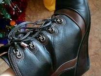 Ботиночки демисезонные 38 размер
