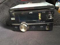 Магнитола JVC kw-r400