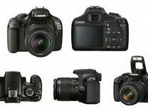 Зеркальная камера Canon EOS 1100D Kit 18-55mm