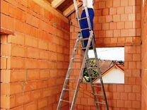 Лестница мах высота 7.5 м