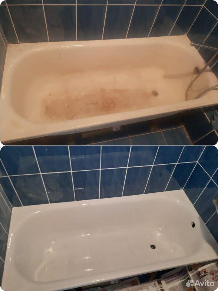 Реставрация ванн жидким акрилом  89000113738 купить 4