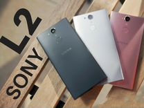 New.Ultra,Sony.Xperia,L2dual/32gb/4G/отпечаток