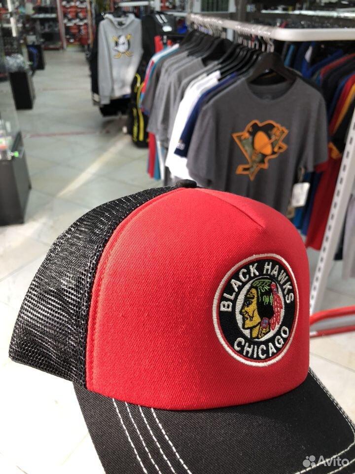 Бейсболка CCM vintage клуба NHL chicago  89136418851 купить 2