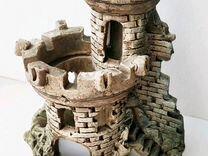 Декорации для аквариума - замок