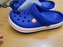 Crocs новые сабо с11 и с13