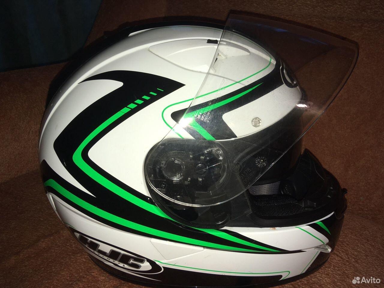 Шлем HJC TR-1 Blabe  89021904720 купить 2