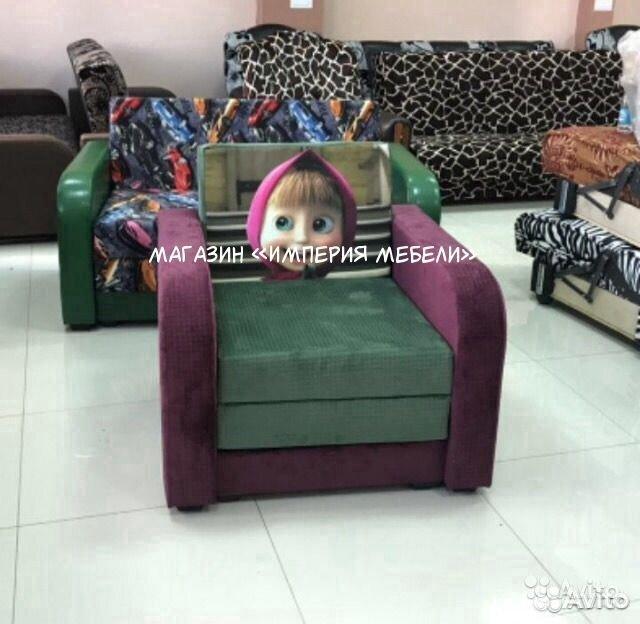 Кресло «Кровать» Арт.93