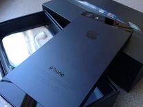 iPhone 5 16gb совершенно новый, полный комплект
