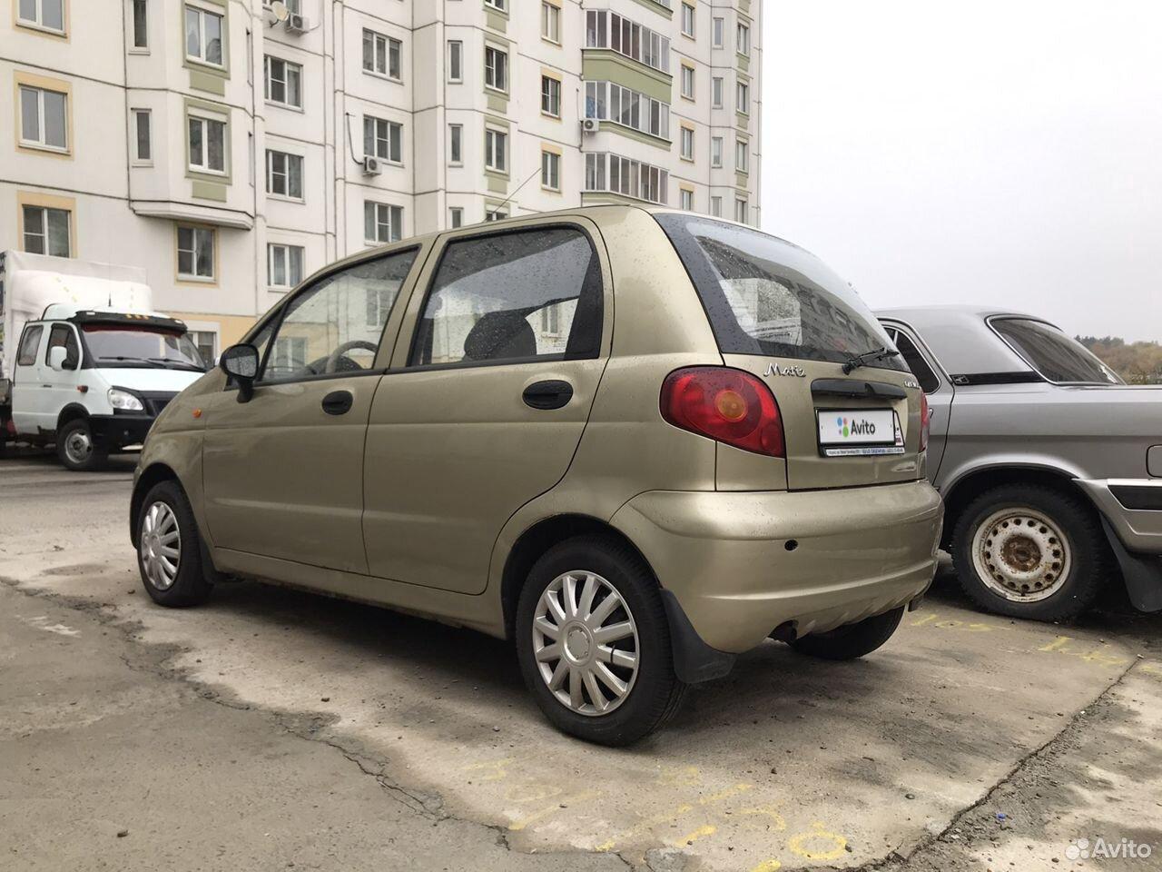 Daewoo Matiz, 2008  89066903227 купить 2