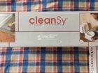 Пароочиститель cleansy steam cleaner