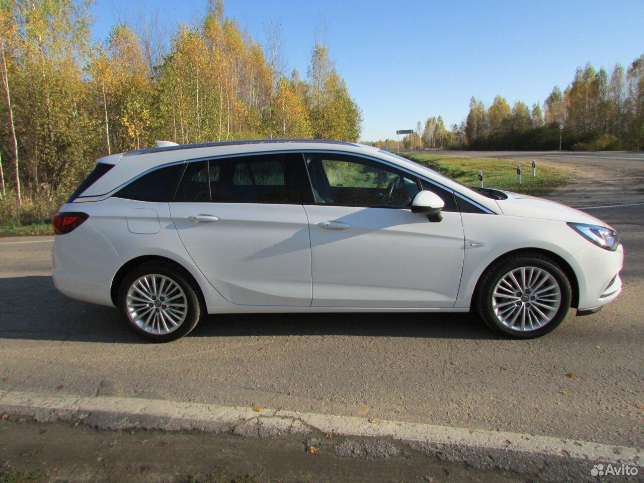 Opel Astra, 2017  89611352604 купить 6
