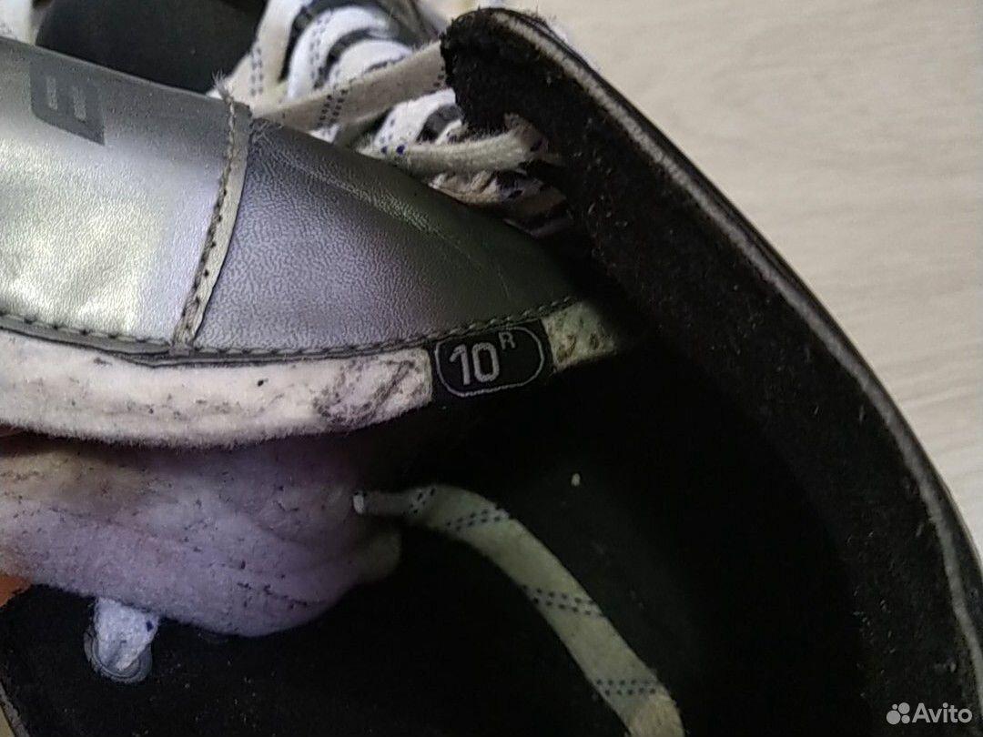 Хоккейные коньки Bauer 10R 89085535342 купить 3