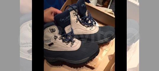 89e1fa36 Новые ботинки Columbia bugabootre 37 p купить в Санкт-Петербурге на Avito —  Объявления на сайте Авито