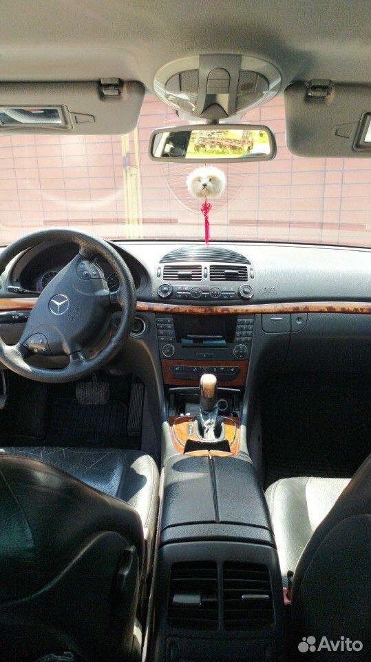Mercedes-Benz E-класс, 2004  89632850228 купить 7