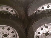 Зимнее колесо на ваз.175/65/R14 — Запчасти и аксессуары в Саратове