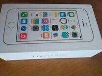 iPhone коробка 6(64г) и 5с