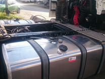 Алюминиевый топливный бак MAN 780л