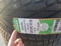 Nokian hakkapeliitta r2 suv 285 60 18