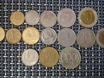Монеты 90-х годов (продажа или обмен)