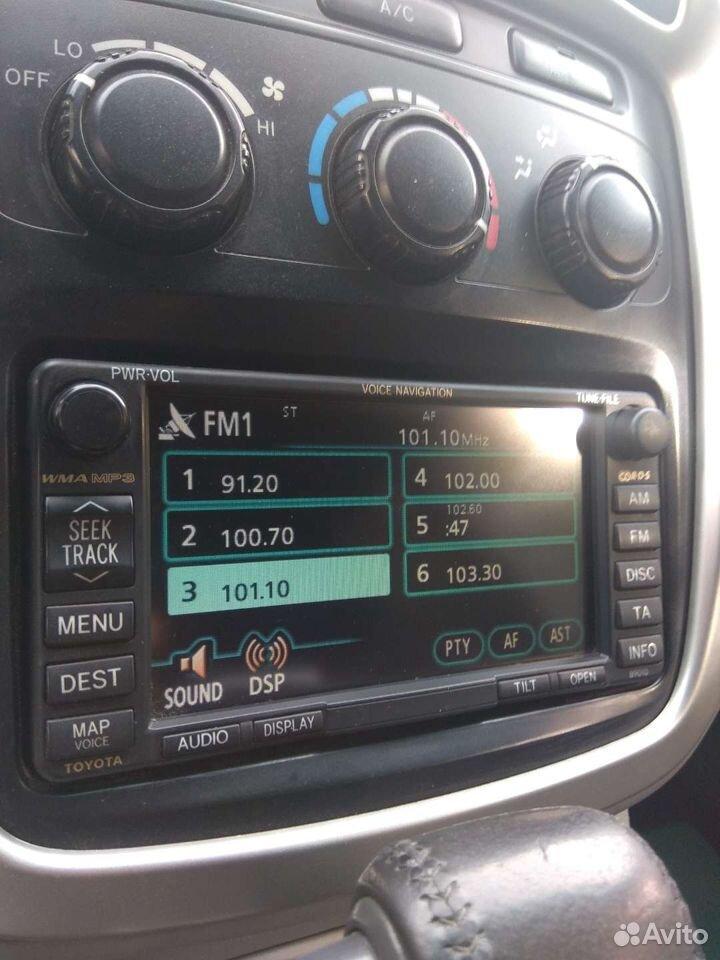 Магнитола Toyota 08662-00910  89245080041 купить 3