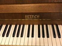 Пианино Петроф