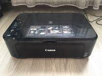 Принтер-Сканер Canon Pixma QC4 - 2599