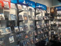 Продажа Дисков PS4 новинки