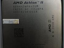 Процессор SAM3 AMD Athlon II X4 645 4 ядерный