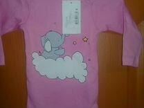 Одежда для малышей, новые