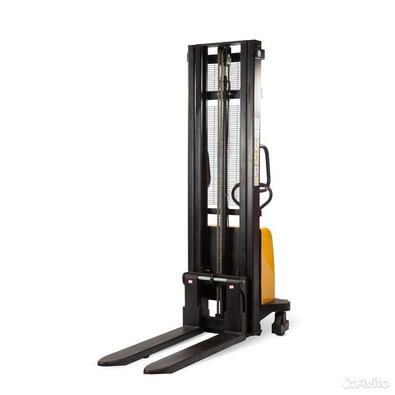 Штабелер электрический самоходный IWS10S-1600  89601194386 купить 2