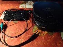 CD плеер JVC XL-P52BK
