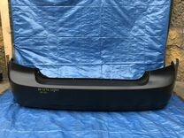 Chevrolet Lachetti седан 04-12г задний бампер