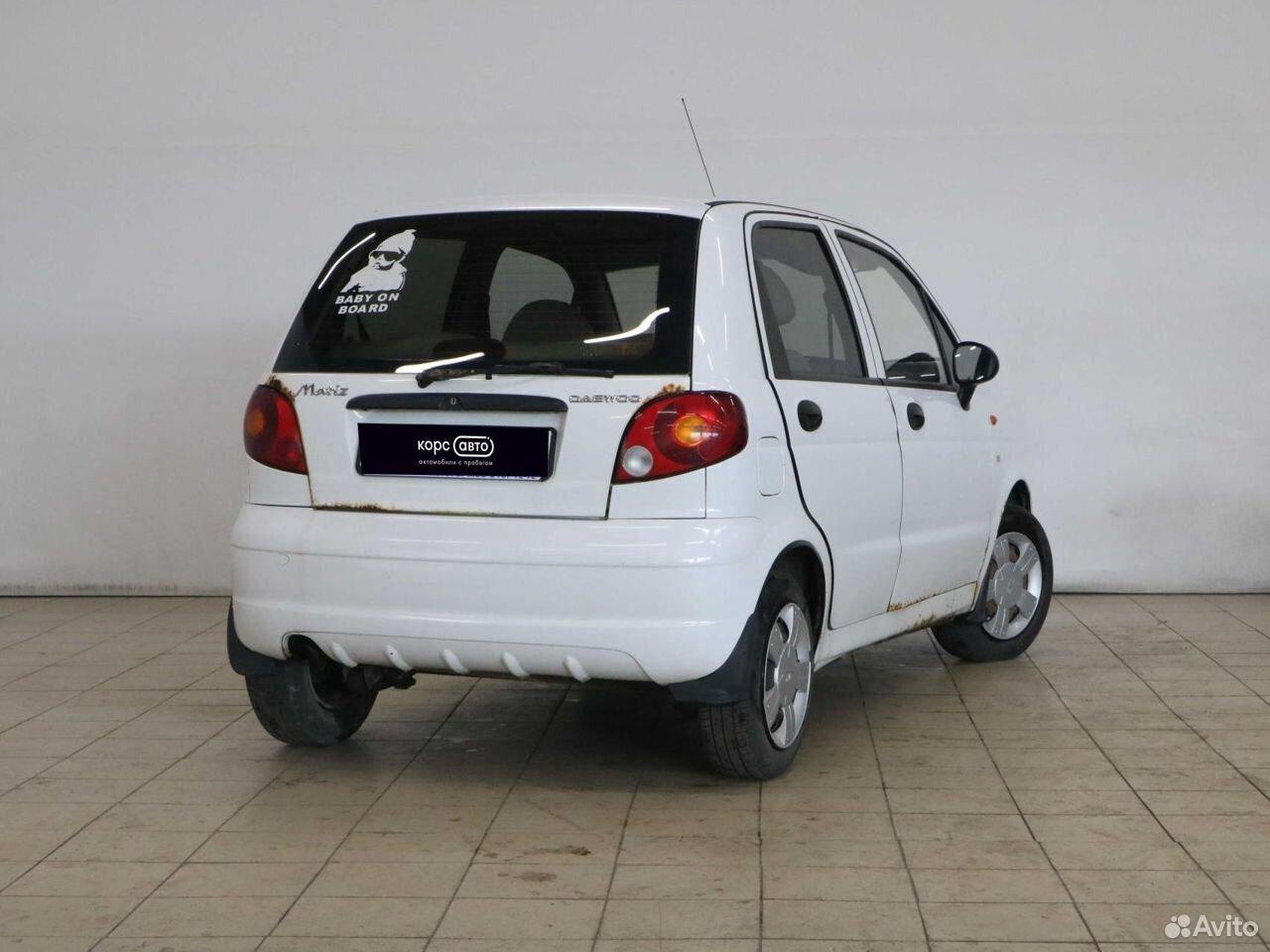 Daewoo Matiz, 2010  84872337205 купить 2