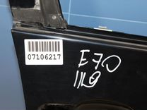 Дверь правая передняя BMW X5 E70 — Запчасти и аксессуары в Санкт-Петербурге