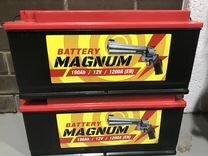 Аккумулятор 6ст - 190 (Magnum)