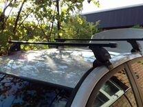 Багажник на крышу Mitsubishi Lancer