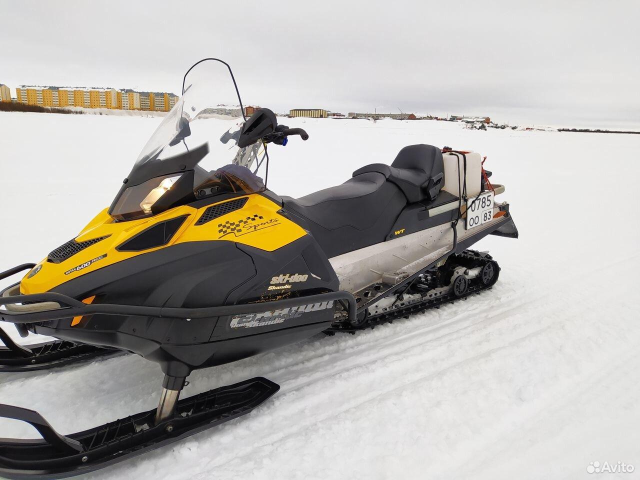 Ski- doo 600ase