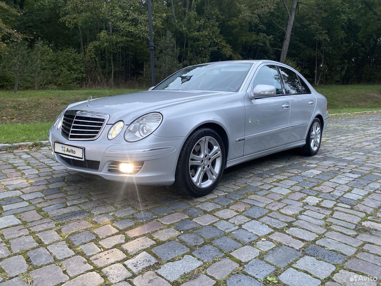 Mercedes-Benz E-class, 2009  89097977517 buy 6