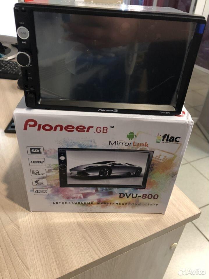 Автомагнитола Pioneer  89829194184 купить 1