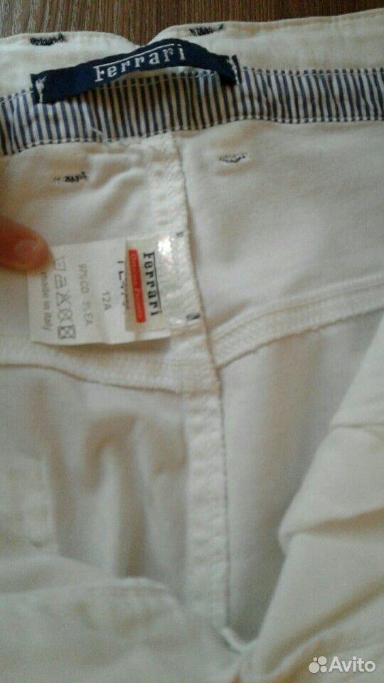 Легкие брюки на мальчика р.146-152  89515942068 купить 3