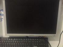 Продаю стационарный игровой компьютер + монитор — Настольные компьютеры в Геленджике