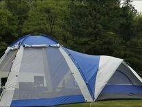 Палатка четырех местная