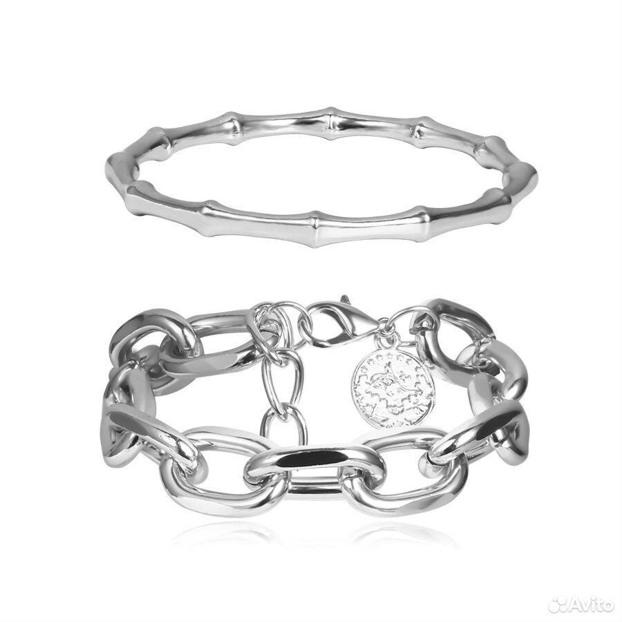 Комплект браслеты и кольцо  89503364820 купить 2