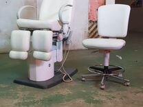 Педикюрное кресло 5 моторов ionto comed Германия — Оборудование для бизнеса в Москве