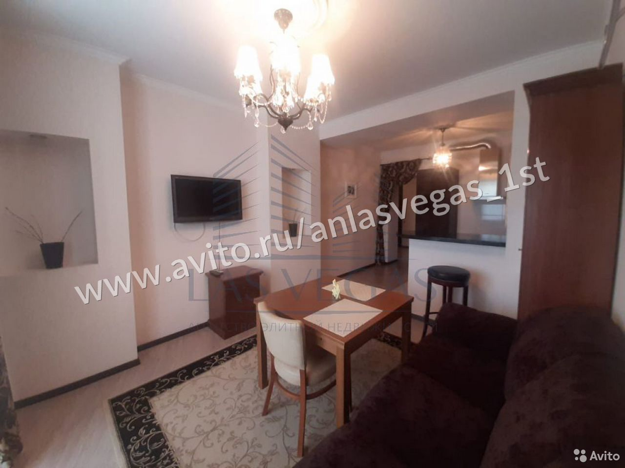 2-room apartment, 50 m2, 9/9 FL.  89322082701 buy 4