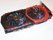 Видеокарта MSI Radeon RX 580 GamingX 4G