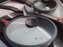 Сковородки из акции магнита