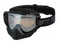 Летнее стекло в очки снегоход BRP Ski-Doo